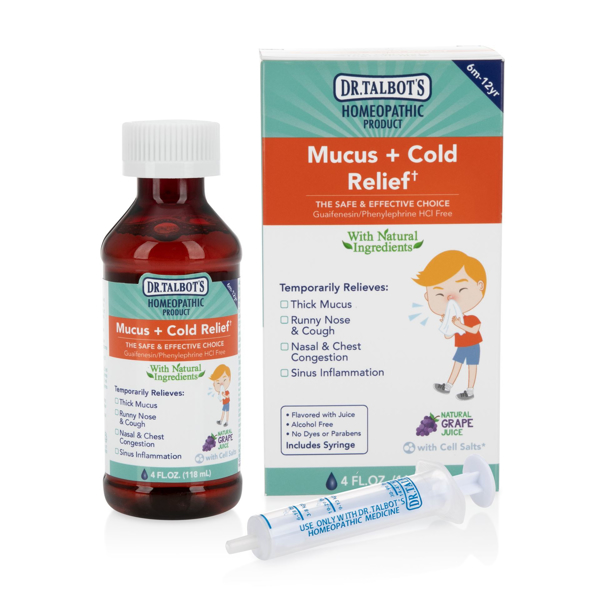 Picture of Mucus + Cold Relief