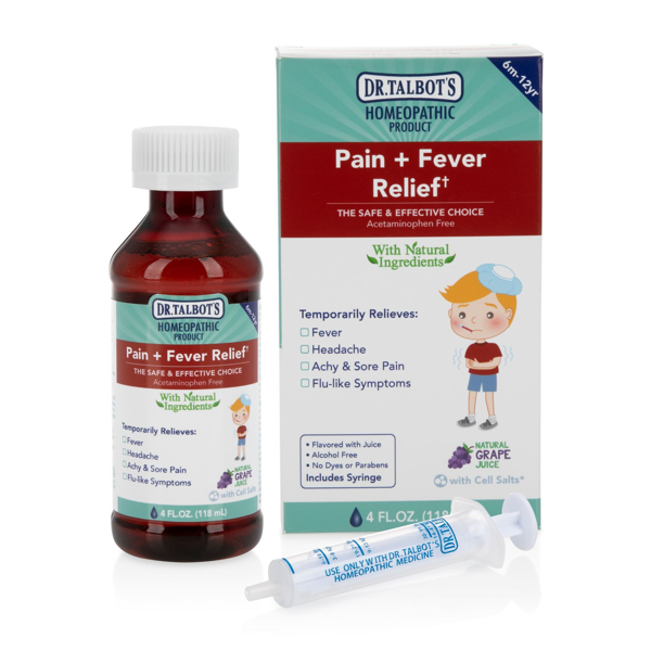 Picture of Pain + Fever Relief
