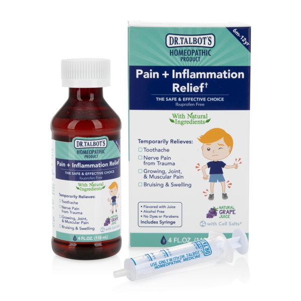 Picture of Pain + Inflammation