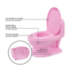 Picture of My Real Potty Training Toilet with Life-Like Flush Button & Sound - Pink