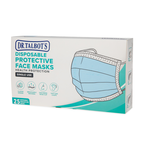 Picture of Adult Face Masks - 25 pack