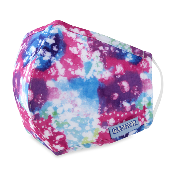 Picture of Cloth Face Mask - Age 13+ - 1 pack - Rainbow Watercolor