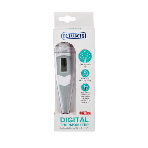 Picture of Flex Tip Digital Thermometer with Protective Case