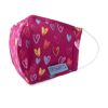 Picture of Cloth Face Mask - Ages 2-5 - 1 pack - Chalk Hearts