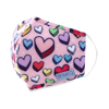 Picture of Cloth Face Mask - Ages 6-12 - 1 pack - Hearts