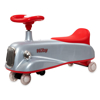 Picture of Twist N' Ride Classic Car - Silver & Red