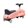 Picture of Twist N' Ride Classic Car - Pink & Purple