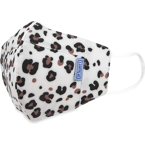 Picture of Adult Cup-style Cloth Mask - 1 pack - Leopard Print