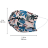Picture of Adult Pleated Cloth Mask - 1 pack - Multi-colored Leaves