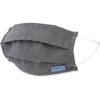 Picture of Adult Pleated Cloth Mask - 1 pack - Grey